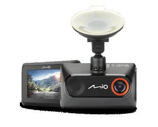 Vaizdo registratorius Mio DVR MiVue 788 Audio recorder, Full HD 1080p, Wi-Fi, Bluetooth