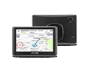 """GPS navigacija sunkvežimiams Mio Spirit 7700 5"""" (12,7 cm)"""