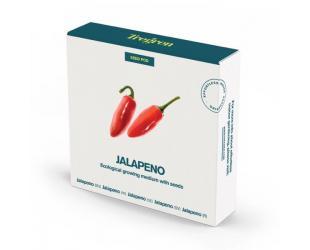 Sėklų kapsulės Tregren Jalapeno pipirai, 1 vnt