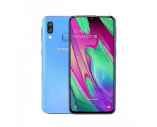 "Išmanusis telefonas Samsung Galaxy A40 Blue 5.9"" 64 GB Dual SIM"