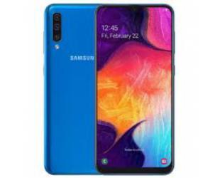 "Išmanusis telefonas Samsung Galaxy A50 Blue 6.4""128 GB Dual SIM"
