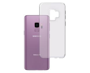 Dėklas 3MK Clear, Samsung, Galaxy S9, TPU, Skaidrus