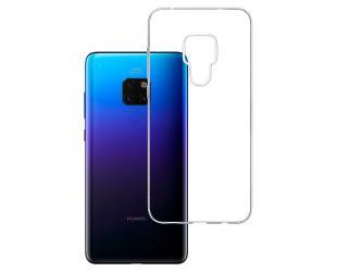 Dėklas 3MK Clear, Huawei, Mate 20, TPU, Skaidrus