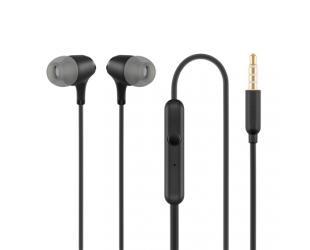Ausinės ACME HE22 įstatomos į ausis, su mikrofonu