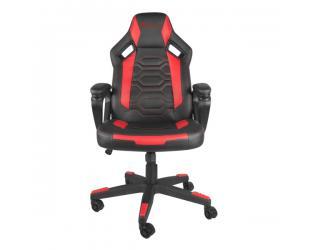 Žaidimų kėdė Genesis Nitro 370, NFG-13664, Black- red