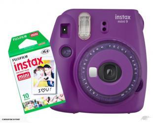 Momentinis fotoaparatas Fujifilm Instax Mini 9 Purple