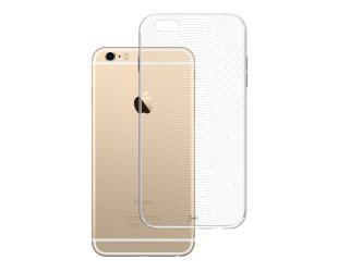 Dėklas 3MK Armor, Apple, iPhone 6 Plus/6s Plus, TPU, Skaidrus
