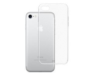 Dėklas 3MK Armor, Apple, iPhone 7/8, TPU, Skaidrus
