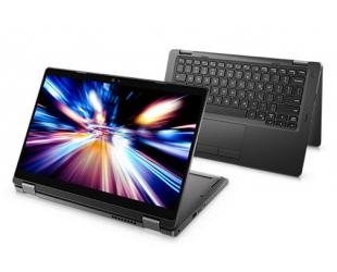 "Nešiojamas kompiuteris Dell Latitude 5300 2in1 Black 13.3"" Touch FHD i5-8265U 8GB 256GB SSD Windows 10 Pro"