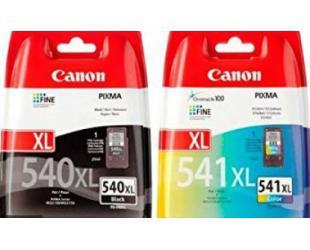 Rašalo kasetė Canon PG540XL/CL541XL, Multipack
