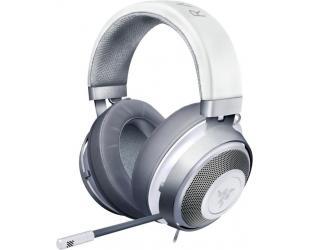 Ausinės Razer Kraken - Multi-Platform Wired Gaming Headset Mercury White