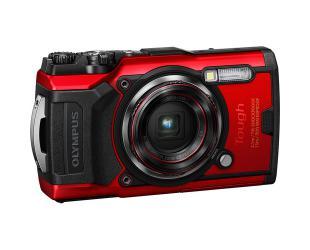 Fotoaparatas Olympus Digital Camera Tough TG-6 12 MP, Red