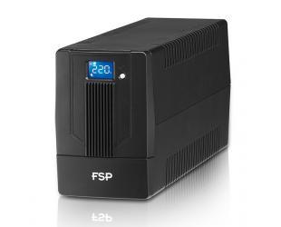 Nepertraukiamo maitinimo šaltinis FSP IFP 1000 1000VA, 600W