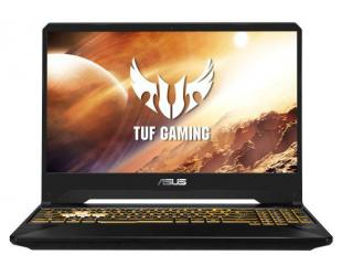 "Nešiojamas kompiuteris Asus TUF Gaming FX505DU-AL083R Gold Steel 15.6"" FHD Ryzen 7 3750H 16GB 1TB+256GB SSD NVIDIA GeForce GTX 1660Ti 6GB Windows 10 Pro"