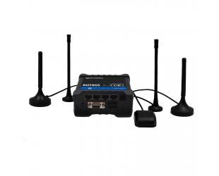 Maršrutizatorius Teltonika Industrial Router 4G LTE DualSIM RUT955 (RUT955T03520) 802.11n, 10/100 Mbit/s, Ethernet LAN (RJ-45) ports 4, 2G/3G/4G