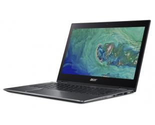 """Nešiojamas kompiuteris Acer Spin 5 SP513-53N Gray 13.3"""" Touch IPS FHD i5-8265U 8GB 256GB SSD Windows 10"""