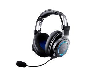 Žaidimų ausinės Audio Technica ATH-G1WL