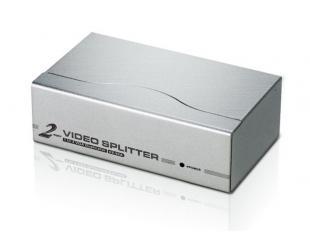 Komutatorius Aten 2-Port VGA Splitter (350MHz)