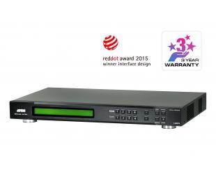 Komutatorius Aten 4x4 HDMI Matrix Switch with Scaler