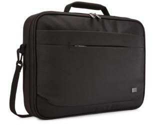 """Krepšys Case Logic Advantage Fits up to size 15.6 """", Black, Shoulder strap, Messenger - Briefcase"""