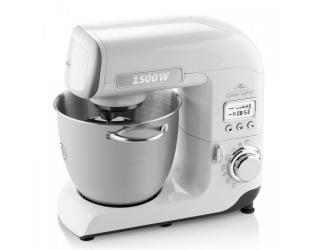Virtuvinis kombainas ETA Gratus Kalibro Kitchen machine ETA003890010 White, 1500 W, Number of speeds 8, 6.7 L, Blender, Meat mincer