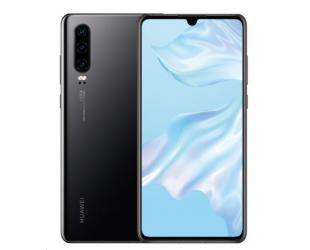 "Mobilusis telefonas Huawei P30 Black 6.1"" 128 GB"