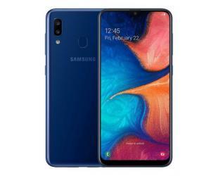 "Mobilusis telefonas Samsung Galaxy A20e Blue 5.8"" 32GB Dual SIM"