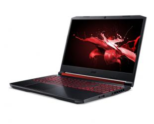 "Nešiojamas kompiuteris Acer Nitro 5 AN515-54 Black 15.6"" FHD IPS i7-9750H 8GB 1TB +128GB SSD NVIDIA GeForce 1650 4GB Windows 10"