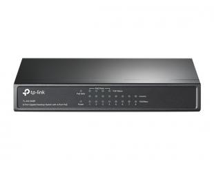Komutatorius (Switch) TP-LINK TL-SG1008P Unmanaged