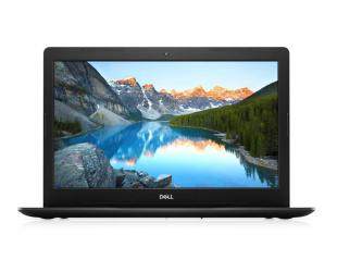 "Nešiojamas kompiuteris Dell Inspiron 3584 Black 15.6"" FHD i3-7020U 4GB 128GB SSD Windows 10"