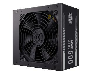 Maitinimo blokas Cooler Master MWEWhite Series MPE-5001-ACABW-EU 500W