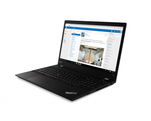 "Nešiojamas kompiuteris Lenovo ThinkPad T590 Black 15.6"" IPS FHD i5-8265U 8GB 256GB SSD Windows 10 Pro"