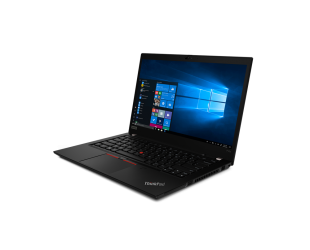 "Nešiojamas kompiuteris Lenovo ThinkPad P43s Black 14"" IPS FHD i7-8665U 32GB 512GB SSD NVIDIA Quadro P520 2 GB Windows 10 Pro"