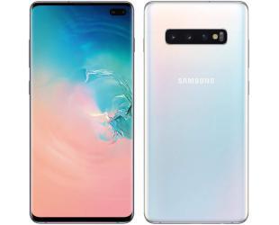 "Mobilusis telefonas Samsung Galaxy S10 Prism White 6.1"" 128GB"