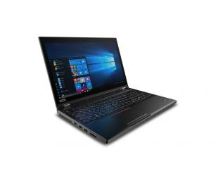 "Nešiojamas kompiuteris Lenovo ThinkPad P53 Black 15.6"" FHD IPS i7-9850H 16GB 512GB SSD NVIDIA Quadro T2000 4GB Windows 10 Pro"