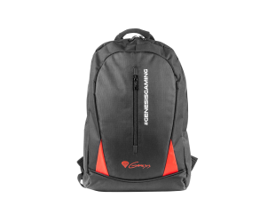 "Kuprinė Genesis Laptop  Pallad 100 156"" Black"