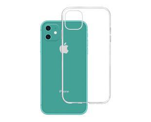 Dėklas 3MK Clear, Apple, iPhone XI, TPU, Skaidrus