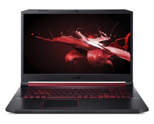 "Nešiojamas kompiuteris Acer Nitro 5 AN517-51-58RX Black 17.3"" FHD IPS i5-9300H 8GB 1TB +128GB SSD NVIDIA GeForce GTX 1650 4GB Windows 10"