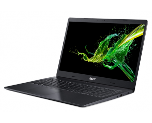 "Nešiojamas kompiuteris Acer Aspire 3 A315-55KG-32BY Black 15.6"" Matt i3-7020U 4GB 1TB NVIDIA® GeForce MX130 2GB Windows 10"