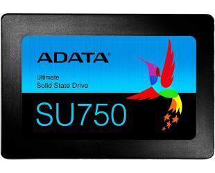 SSD diskas ADATA SSD SU750 256 GB, SSD interface SATA, Write speed 520 MB/s, Read speed 550 MB/s