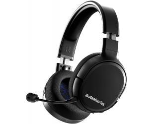 Ausinės SteelSeries Gaming headsets, Wireless, Arctis 1, Wireless USB or USB-C, Black