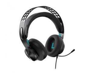 Ausinės Lenovo Stereo Gaming Headset Legion H300 3.5 mm, Black, Built-in microphone