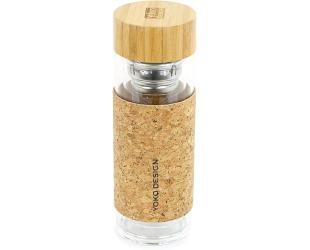 Termo gertuvė Yoko Design Cork tūris 0.35 L, skersmuo 8 cm, pagaminta be BPA