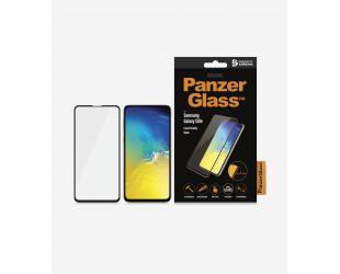 Ekrano apsauga PanzerGlass Samsung, Galaxy S10e, Glass, Black, Case Friendly
