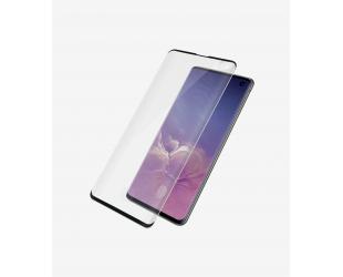 Ekrano apsauga PanzerGlass Samsung, Galaxy S10, Glass, Black, Case Friendly