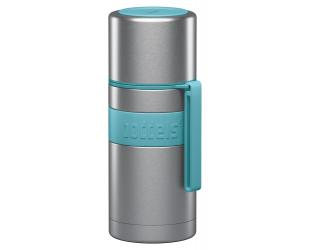 Termosas Boddels HEET Turquoise blue, tūris 0.35 L, skersmuo 7.2 cm, pagaminta be BPA