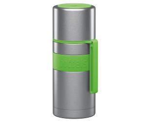 Termosas Boddels HEET Apple green, tūris 0.35 L, skersmuo 7.2 cm, pagaminta be BPA
