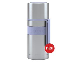 Termosas Boddels HEET Lavender blue, tūris 0.35 L, skersmuo 7.2 cm, pagaminta be BPA