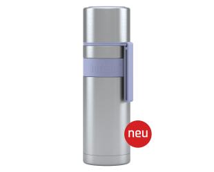 Termosas Boddels HEET, Lavender blue, tūris 0.5 L, skersmuo 7.2 cm, pagaminta be BPA