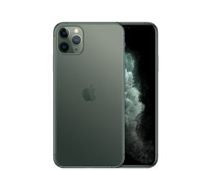 "Mobilusis telefonas Apple iPhone 11 Pro Midnight Green 5.8"" 64 GB"